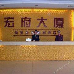 Отель Kaibin Hotel (North Street) Китай, Сиань - отзывы, цены и фото номеров - забронировать отель Kaibin Hotel (North Street) онлайн интерьер отеля