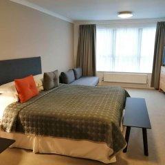 Апартаменты Monarch House Serviced Apartments Лондон комната для гостей фото 5