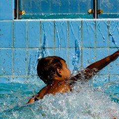 Отель White Lagoon - All Inclusive Болгария, Балчик - отзывы, цены и фото номеров - забронировать отель White Lagoon - All Inclusive онлайн спортивное сооружение
