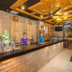 Отель Chang Club интерьер отеля фото 2