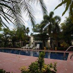 Отель Phuket Garden Home спортивное сооружение