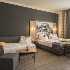 Отель K6 Rooms by Der Salzburger Hof Австрия, Зальцбург - отзывы, цены и фото номеров - забронировать отель K6 Rooms by Der Salzburger Hof онлайн комната для гостей фото 4