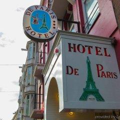 Hotel De Paris Amsterdam фото 14