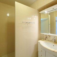 Отель Le Frémont Франция, Ницца - отзывы, цены и фото номеров - забронировать отель Le Frémont онлайн ванная