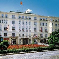 Hotel Bristol Salzburg Зальцбург вид на фасад