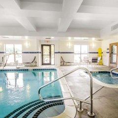 Отель Comfort Inn Louisville бассейн фото 2