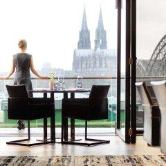 Отель Hyatt Regency Köln Германия, Кёльн - 1 отзыв об отеле, цены и фото номеров - забронировать отель Hyatt Regency Köln онлайн питание фото 3