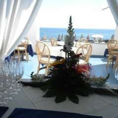 Arathena Rocks Hotel Джардини Наксос питание
