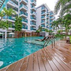 Отель Fishermen's Harbour Urban Resort бассейн