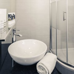 Отель Mercure Secession Wien Австрия, Вена - 5 отзывов об отеле, цены и фото номеров - забронировать отель Mercure Secession Wien онлайн ванная фото 2
