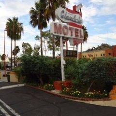 Отель Glendale Motel США, Глендейл - отзывы, цены и фото номеров - забронировать отель Glendale Motel онлайн фото 2
