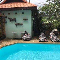 Отель Patong Hillside бассейн фото 2