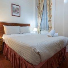 Отель Kelvin Apartments Великобритания, Глазго - отзывы, цены и фото номеров - забронировать отель Kelvin Apartments онлайн комната для гостей фото 5