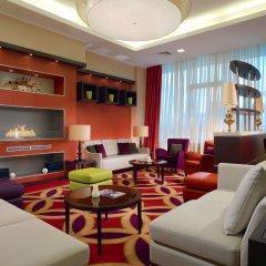 Отель Courtyard by Marriott Irkutsk City Center Иркутск интерьер отеля фото 2
