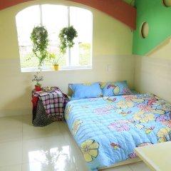 Отель Hoai Huong Homestay Далат комната для гостей фото 5