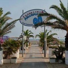 Отель La Gradisca Римини пляж