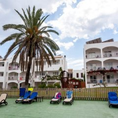Hotel Calimera Es Talaial пляж