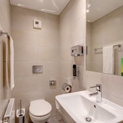Отель Meininger City Center Зальцбург ванная фото 2