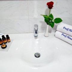 Отель Fredj Hotel and Spa Марокко, Танжер - отзывы, цены и фото номеров - забронировать отель Fredj Hotel and Spa онлайн ванная