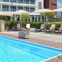 Отель Best Western Premier Ark Тирана бассейн фото 3