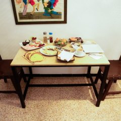 Villa Les Palmes in Tunis, Tunisia from 65$, photos, reviews - zenhotels.com in-room dining photo 2