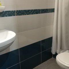 Отель Ambrosia Suites & Aparts Греция, Афины - 2 отзыва об отеле, цены и фото номеров - забронировать отель Ambrosia Suites & Aparts онлайн ванная фото 2