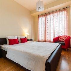 Отель Hilltop Apartments - City Centre Эстония, Таллин - отзывы, цены и фото номеров - забронировать отель Hilltop Apartments - City Centre онлайн комната для гостей фото 3