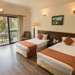 Отель Park Village by KGH Group Непал, Катманду - отзывы, цены и фото номеров - забронировать отель Park Village by KGH Group онлайн комната для гостей фото 2