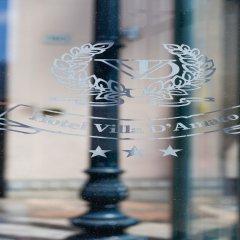 Отель Villa dAmato Италия, Палермо - 1 отзыв об отеле, цены и фото номеров - забронировать отель Villa dAmato онлайн интерьер отеля