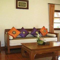 Отель Thai Ayodhya Villas & Spa Hotel Таиланд, Самуи - 1 отзыв об отеле, цены и фото номеров - забронировать отель Thai Ayodhya Villas & Spa Hotel онлайн комната для гостей фото 5