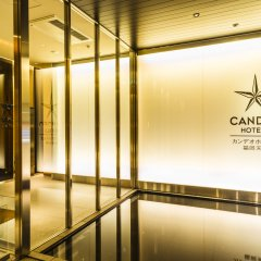 Отель Candeo Hotels Fukuoka Tenjin Фукуока сауна