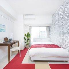 Отель Residence Hotel Hakata 1 Япония, Хаката - отзывы, цены и фото номеров - забронировать отель Residence Hotel Hakata 1 онлайн комната для гостей фото 4