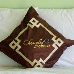Отель Chau Plus Homestay удобства в номере