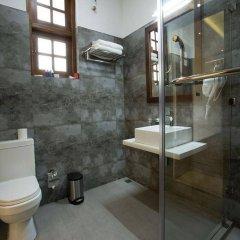 Отель Heaven Seven Nuwara Eliya Шри-Ланка, Нувара-Элия - отзывы, цены и фото номеров - забронировать отель Heaven Seven Nuwara Eliya онлайн ванная фото 2