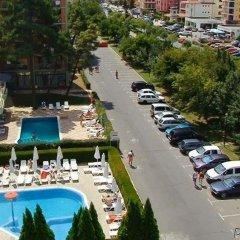 Hotel Aktinia Солнечный берег балкон