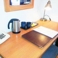Отель Concordia Швеция, Лунд - отзывы, цены и фото номеров - забронировать отель Concordia онлайн удобства в номере фото 2