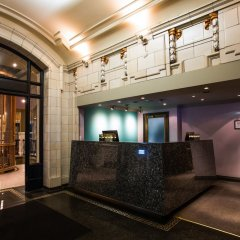 Отель ABode Glasgow интерьер отеля фото 2