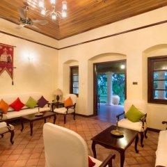 Отель Thebuwana Bungalow комната для гостей фото 4