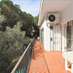 Отель Villa Antic Испания, Льорет-де-Мар - отзывы, цены и фото номеров - забронировать отель Villa Antic онлайн балкон