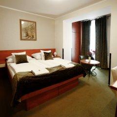 Отель ROUDNA Пльзень комната для гостей фото 5