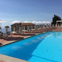 Отель Villa Piedimonte Равелло бассейн