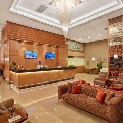 Palmiye Hotel Gaziantep Турция, Газиантеп - отзывы, цены и фото номеров - забронировать отель Palmiye Hotel Gaziantep онлайн интерьер отеля