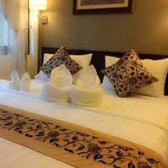 Naturbliss Bangkok Transit Hotel Бангкок комната для гостей фото 5