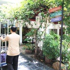 Отель Residence Rajtaevee Бангкок помещение для мероприятий