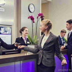 Гостиница Mercure Тюмень Центр интерьер отеля