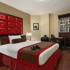 Отель Belleclaire США, Нью-Йорк - 8 отзывов об отеле, цены и фото номеров - забронировать отель Belleclaire онлайн комната для гостей фото 3