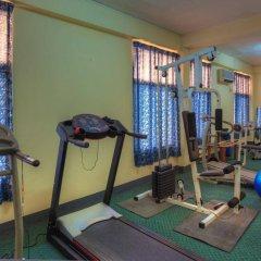 Nadi Myanmar Hotel Mandalay фитнесс-зал фото 2