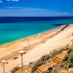 Отель SBH Club Paraíso Playa - All Inclusive пляж фото 2