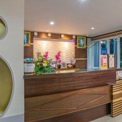 Отель Aonang Silver Orchid Resort спа