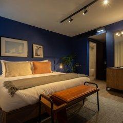 Отель Valletta Boutique Guest House Валетта сейф в номере
